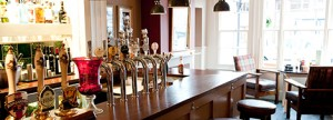 The Bar in our Gastro Pub