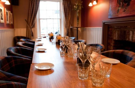 private dining & event hire - the richard onslow, cranleigh - surrey